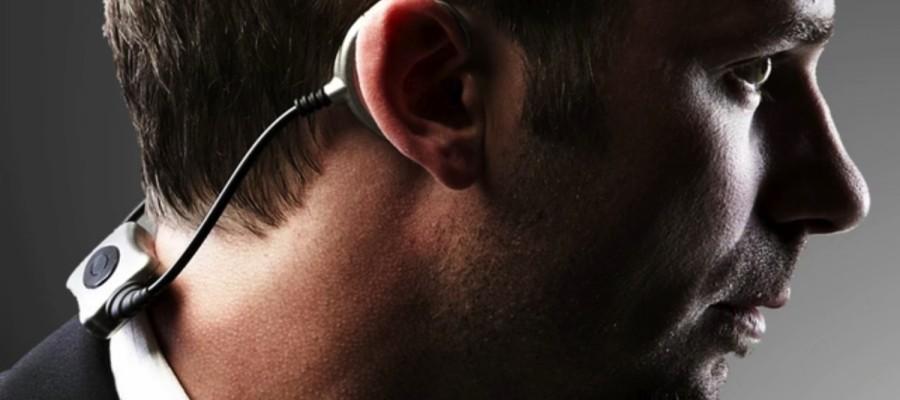 Sound Band: auricolari con tecnologia del suono di superficie