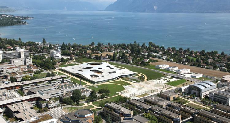 EPFL: realizzato il braccio robotico più rapido del mondo