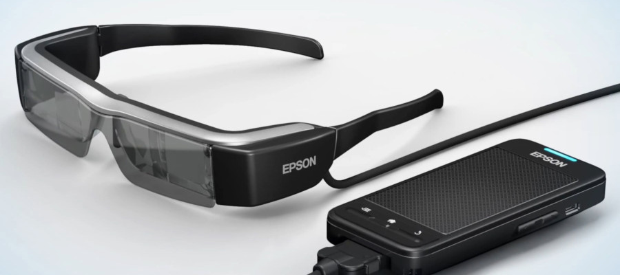 Epson: annunciato Moverio BT-200, l'alternativa ai Google Glass