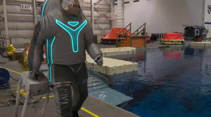NASA: svelata la Z-2, il prossimo prototipo di tuta spaziale