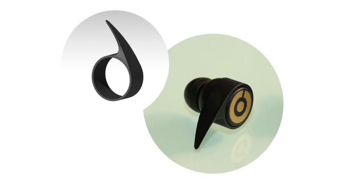 Earin: auricolari Bluetooth wireless, capaci di ricaricarsi durante il trasporto