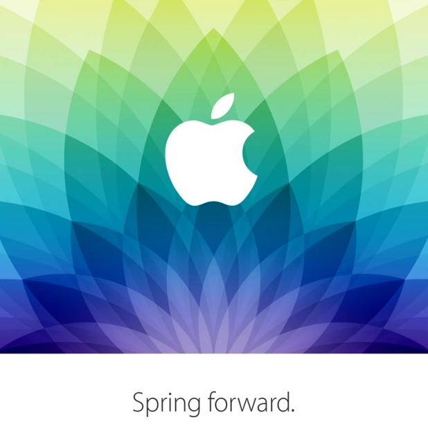 Apple Spring forwards